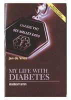 Jan De Vries My Life With Diabetes Book