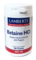 Lamberts Betaine HCI With Pepsin