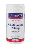 Nicotinamide 250mg by Lamberts