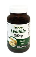 Lifeplan Lecithin 1200mg