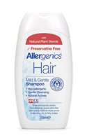 Hair Mild & Gentle Shampoo by Allergenics