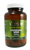 Lifeplan Guarana Seed 600mg