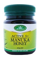 MediBee UMF 5+ Manuka Honey