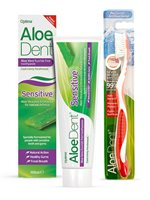 Sensitive Toothpaste by Aloe Dent