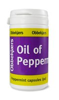 Obbekjaers Peppermint Capsules