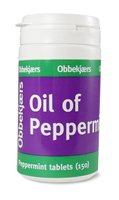 Obbekjaers Peppermint Tablets