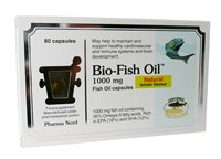 Bio Fish Oil 1000mg by Pharmanord