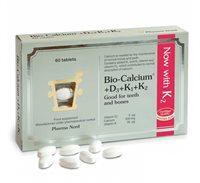 Pharmanord Bio Calcium + D3 + K1 + K2