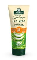 Aloe Vera Sun Lotion SPF 15 by Aloe Pura