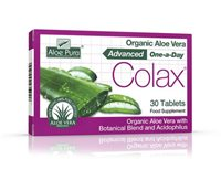 Aloe Pura Aloe Vera Colax Advanced Tablets