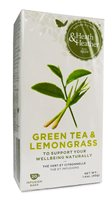 Heath & Heather Green Tea & Lemongrass