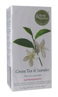 Heath & Heather Green Tea & Jasmine