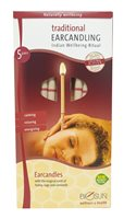 Biosun Hopi Ear Candles 5 Pair