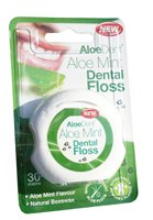Aloe Dent Aloe Mint Dental Floss