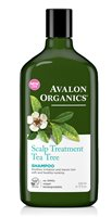 Tea Tree Scalp Treatment Shampoo by Avalon Organics
