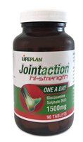 Lifeplan Joint Action Glucosamine Sulphate 1500mg