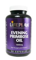 Lifeplan Evening Primrose Oil 1000mg