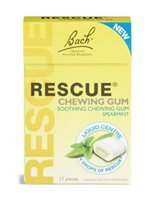Bach Rescue Chewing Gum