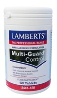 Multi Guard Control by Lamberts