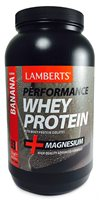 Lamberts Performance Whey Protein Banana Flavour