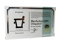 Pharmanord BioActive Q10 Ubiqinol 30mg