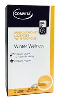 Comvita Manuka Honey Lozenges with Propolis Aniseed