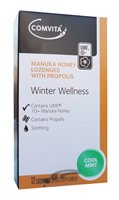 Comvita Manuka Honey Lozengers Cool Mint