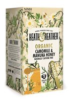 Heath & Heather Organic Camomile & Manuka Honey