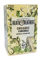 Heath & Heather Organic Camomile