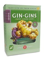 Gin Gins Original Chewy Ginger Candy by The ginger people