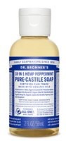Dr Bronner's Peppermint Castile Liquid Soap