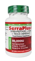 Good Health Naturally SerraPlus 80000iu