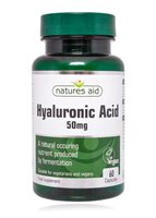 Natures Aid Hyaluronic Acid 50mg