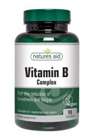 Vitamin B Complex by Natures Aid