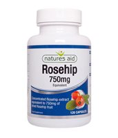 Natures Aid Rosehip 750mg