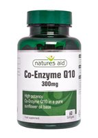 Natures Aid Co-Enzyme Q10 300mg