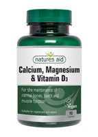 Natures Aid Calcium Magnesium and Vitamin D3