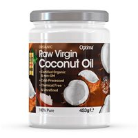 Optima Raw Virgin Coconut Oil