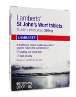 St Johns Wort 370mg by Lamberts