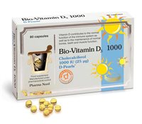 Pharmanord Bio Vitamin D3 1000iu D Pearls