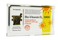 Pharmanord Bio Vitamin D3 5000iu D Pearls