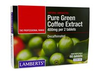 Lamberts Pure Green Coffee Extract