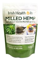 Irish Health Oils Milled Hemp