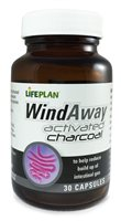 Lifeplan WindAway Activated Charcoal