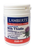 Milk Thistle 3000mg  by Lamberts