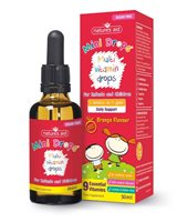 Natures Aid Multi Vitamin Mini Drops