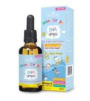Natures Aid DHA Drops