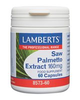 Saw Palmetto Extract 160mg by Lamberts