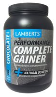 Lamberts Complete Gainer Chocololate