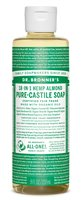 Almond Castile Liquid Soap by Dr Bronner's
